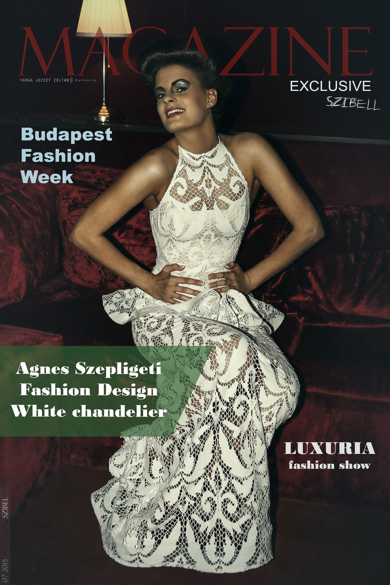 Magazine 2015 07 | Szibell | Luxuria